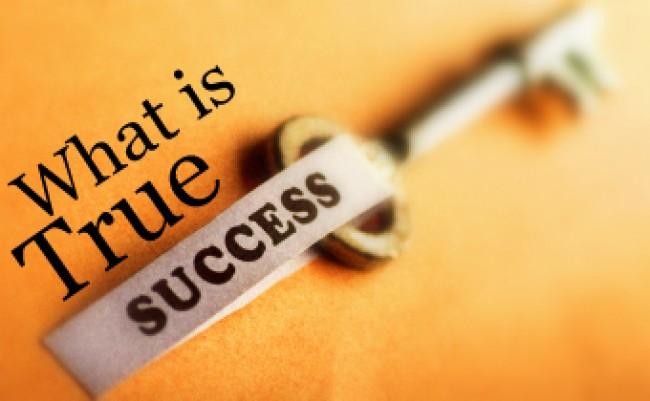 Faith…True Success